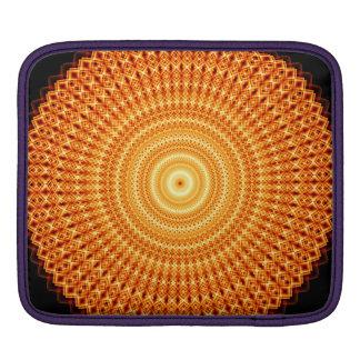 Square Infinity Mandala iPad Sleeves