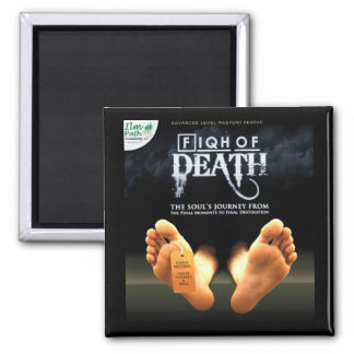 Square Magneet - Fiqh of Death Square Magnet