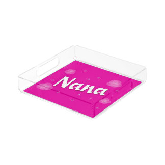 Square Nana Tray