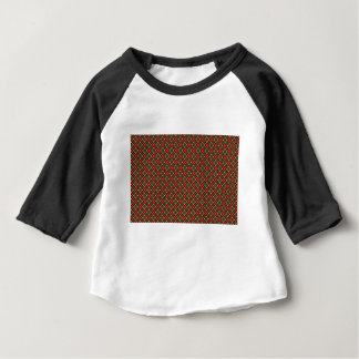 Square pattern baby T-Shirt