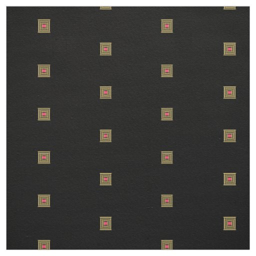 Square pattern. fabric