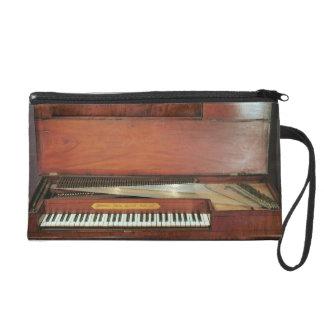 Square piano, 1767 (photo) wristlet purse