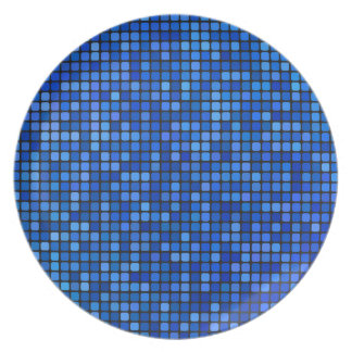 square pixel plate