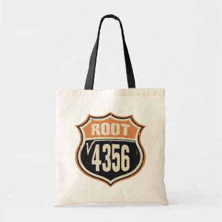 Square Root 66 Tote Bag