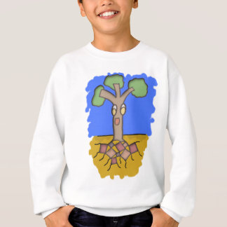Square Roots Tree Sweatshirt