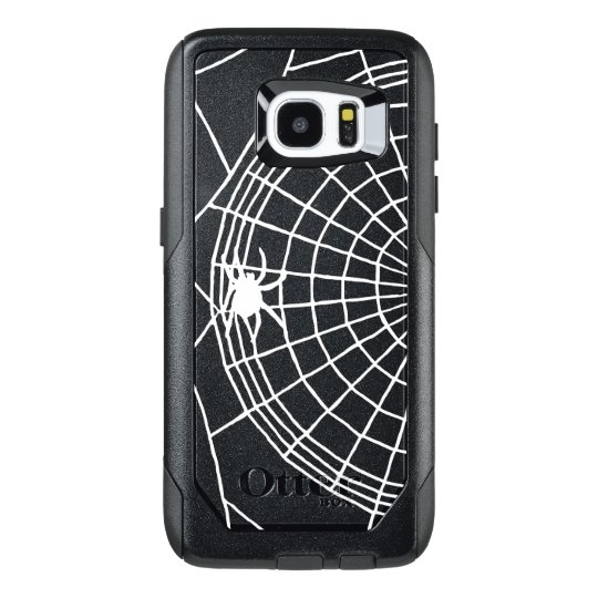 Square Spider Web, Scary Halloween Design