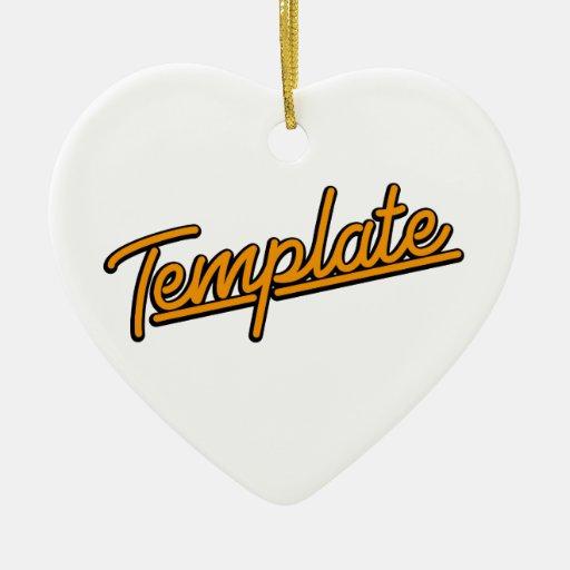 square template ornaments