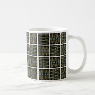 Square Tiled Mug