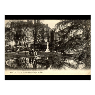 Square Victor Hugo BLOISE FRANCE Postcard
