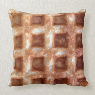 Square Waffle Pillow