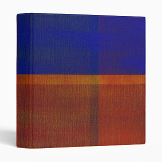 Square with Lines 3 3 Ring Binder