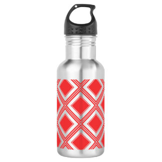 Squared Diamond 532 Ml Water Bottle