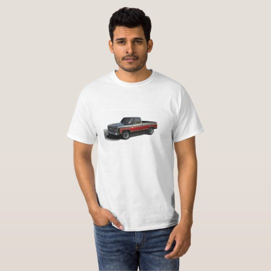 Squares Rock Shirt