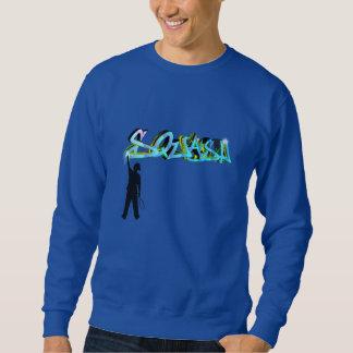 Squash Graffiti Sweatshirt