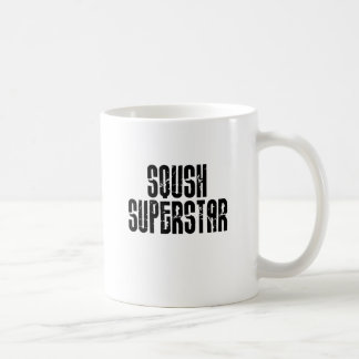 Squash Superstar Coffee Mug