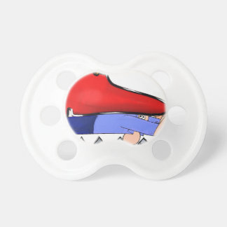 SQUASHED PACIFIER