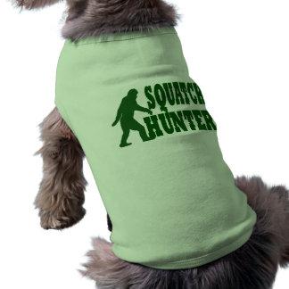 Squatch hunter shirt