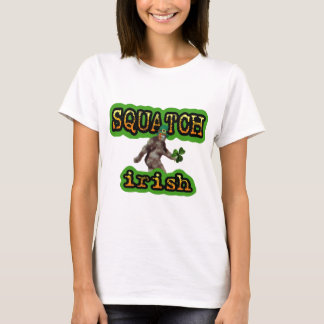 squatch irish T-Shirt