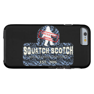 Squatch Scotch Yeti Samsung Galaxy S6 Phone Case