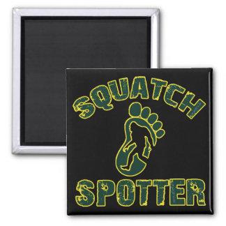 Squatch Spotter Magnet