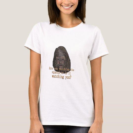 squatch watching you T-Shirt