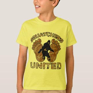 Squatcher's United T-Shirt