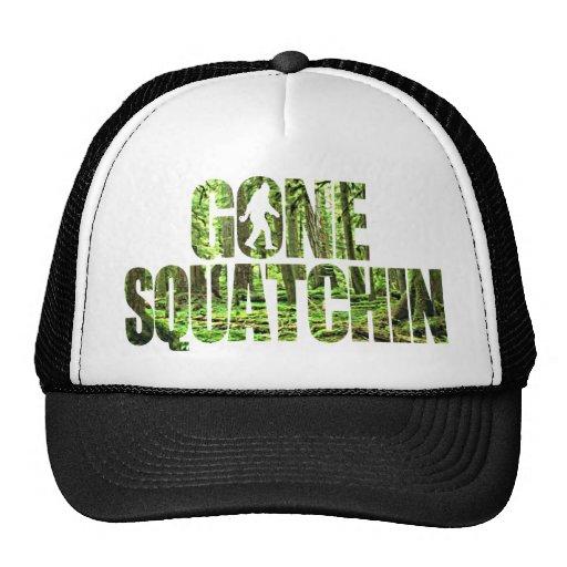 Squatchin allé ** édition profonde spéciale de for casquettes
