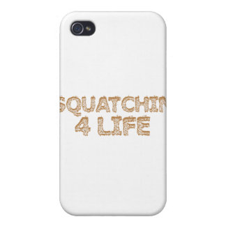 Squatchin For Life iPhone 4/4S Cover