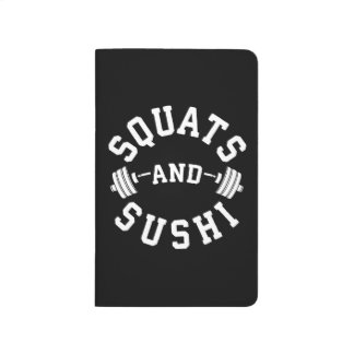 Squats and Sushi - Carbs and Leg Day - Funny Gym Journal