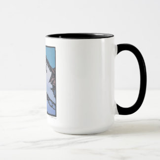 Squaw Peak Mug