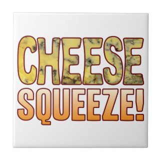 Squeeze Blue Cheese Ceramic Tile