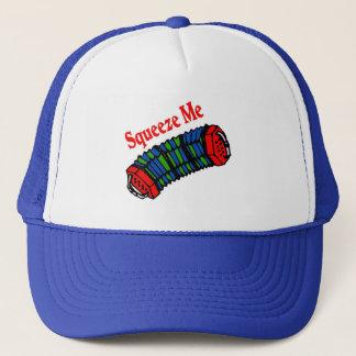 Squeeze Me Concertina  Hat