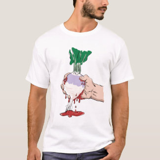 Squeezing Blood from Turnip T-Shirt