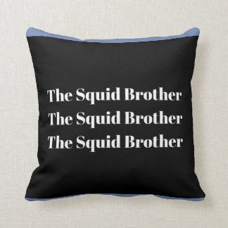 Squid Brother Pillow