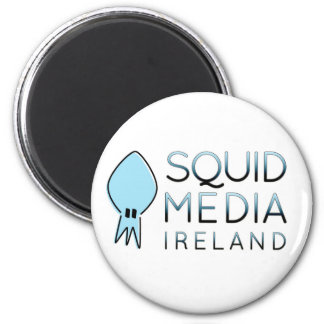 Squid Media magnet
