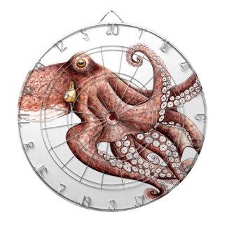 Squid - Octopus vulgaris Dartboard