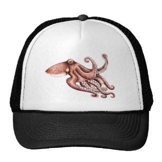 Squid - Octopus vulgaris Trucker Hat