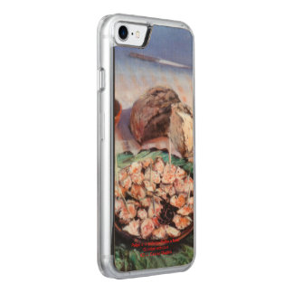 Squid to Gallego/Dust to feira/Galician octopus Carved iPhone 8/7 Case