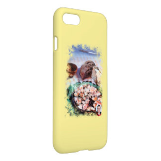 Squid to Gallego/Dust to feira/Galician octopus iPhone 8/7 Case