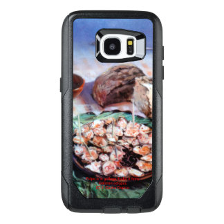 Squid to Gallego/Dust to feira/Galician octopus OtterBox Samsung Galaxy S7 Edge Case