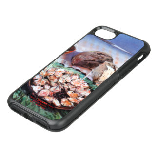 Squid to Gallego/Dust to feira/Galician octopus OtterBox Symmetry iPhone 8/7 Case