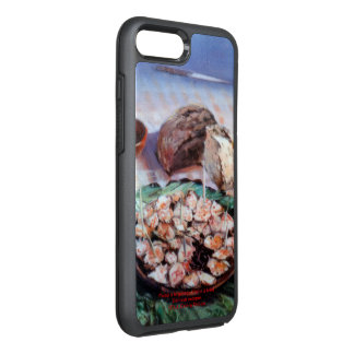 Squid to Gallego/Dust to feira/Galician octopus OtterBox Symmetry iPhone 8 Plus/7 Plus Case