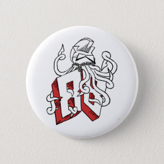 Squid Vicious Class of 1988 2 Inch Round Button