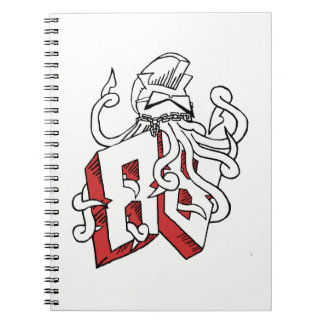 Squid Vicious Class of 1988 Notebook
