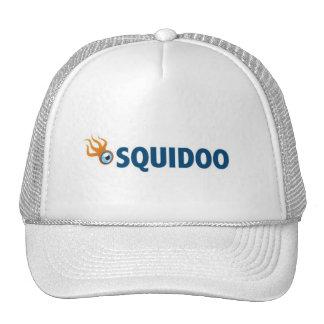 Squidoo Hat. Trucker Hat