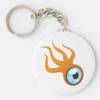 Squidoo Keychain
