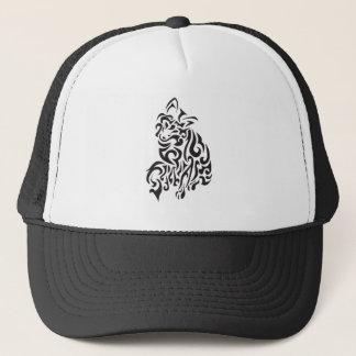 Squiggle Fox Trucker Hat