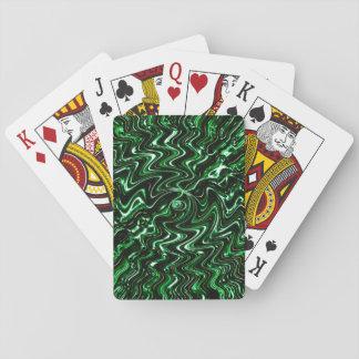Squigglin'..... Poker Deck