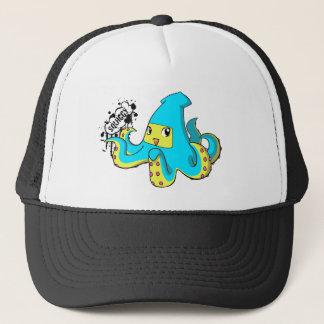 Squiggy Trucker Trucker Hat