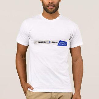 Squirm & Germ Pregnancy Test T-Shirt